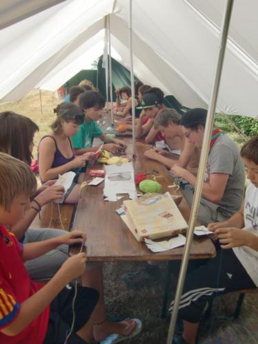 2010 Camp Morrens Eclais