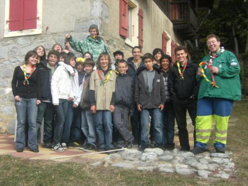 2009 Week-end Eclais Arbaz