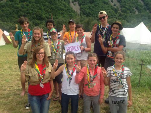 2016 Camp cantonal