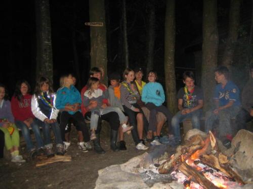 2009 Camp Haute-Borne