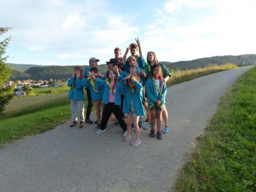 2020 Camp Tavannes